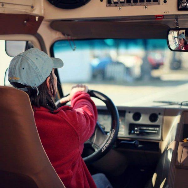 tiempos de conducción y descanso