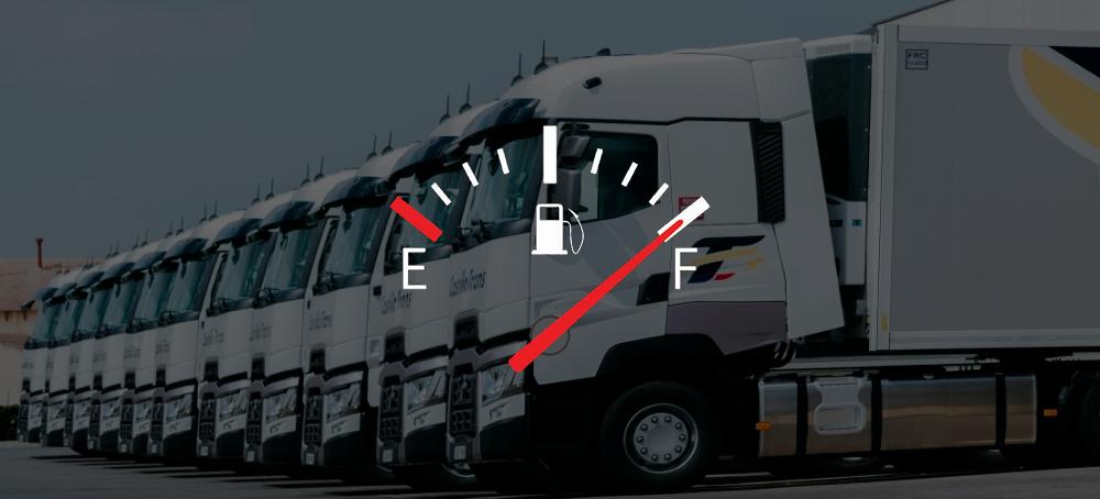 control de combustible para flotas